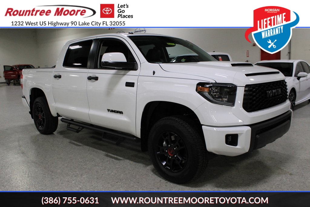 New 2019 Toyota Tundra TRD Pro With Navigation & 4WD