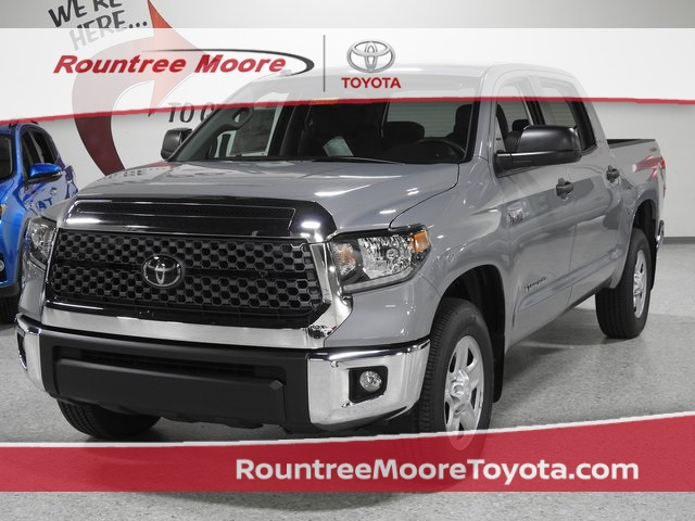 New 2019 Toyota Tundra Sr5 4d Crewmax In Lake City X245266