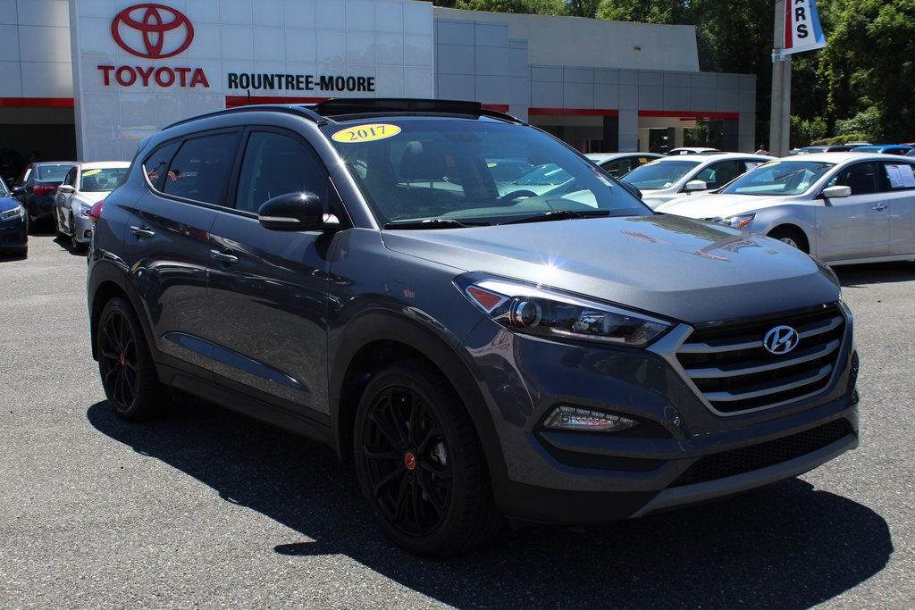 Pre Owned 2017 Hyundai Tucson Night