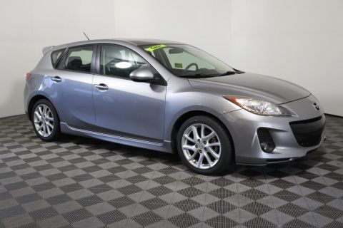 Pre-Owned 2012 Mazda3 s Grand Touring