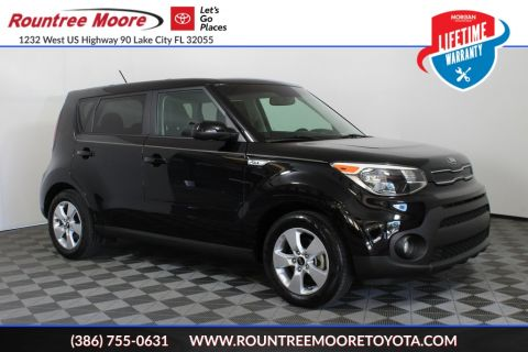 Pre-Owned 2018 Kia Soul Base